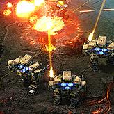 Скриншот игры Титаны